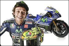 Quel est le surnom de Valentino Rossi ?