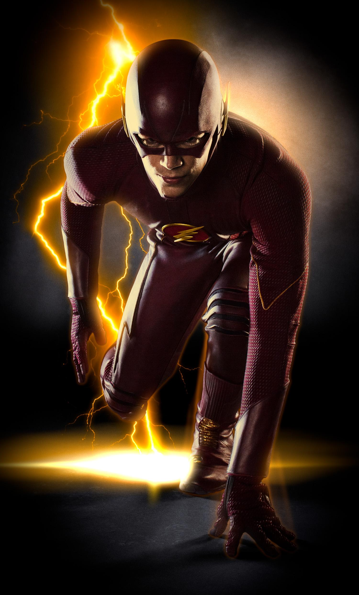 The Flash, saison 1
