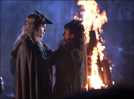 De qui Elijah et Niklaus étaient tous les deux amoureux ?