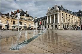 Capitale administrative de la Bourgogne.