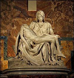 Comment se nomme cette sculpture de Michel-Ange