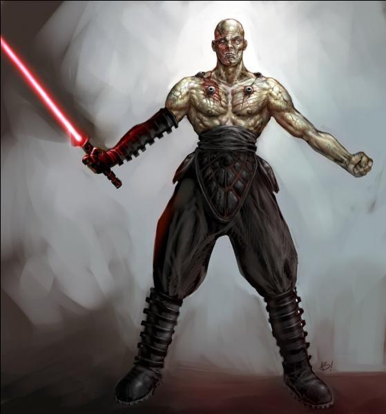 Comment était surnommé Dark Sion ?