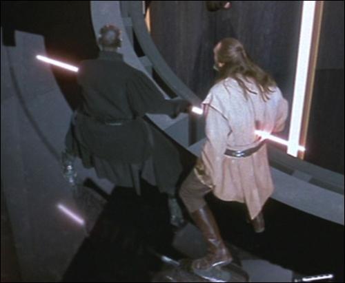 Quel puissant Jedi Dark Maul tua-t-il au cours d'un duel ?