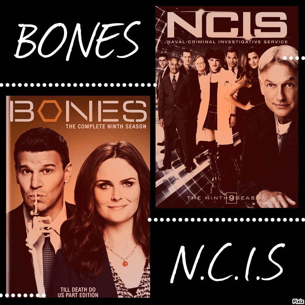 Bones ou NCIS ?