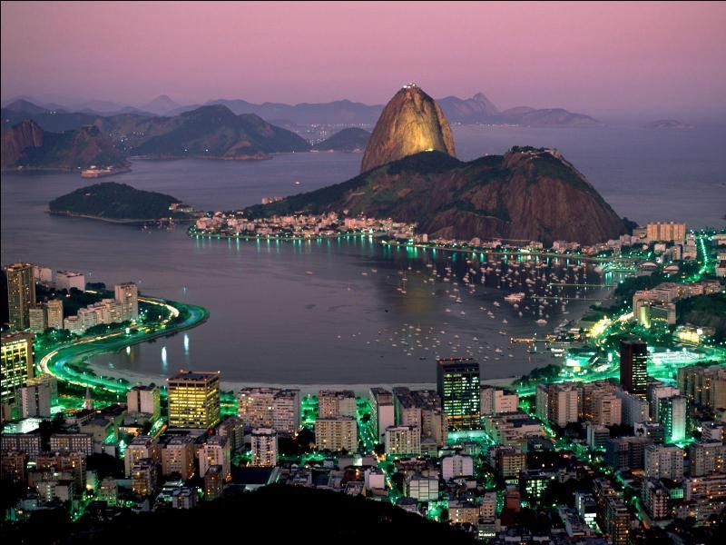 """1er janvier 1502 : l'explorateur portugais Gaspar de Lemos ancre son navire dans la baie de Guanabara, au Brésil. Croyant se trouver à l'embouchure d'une rivière, il la baptise """"Rivière de Janvier"""". Quel est le nom portugais, qui sera celui d'une célèbre ville brésilienne ?"""