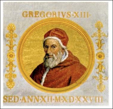 1er janvier 1806 : rétablissement du calendrier ..., créé en 1582 par le pape Grégoire XIII et remplacé par le calendrier républicain de 1793 au 1er janvier 1806.