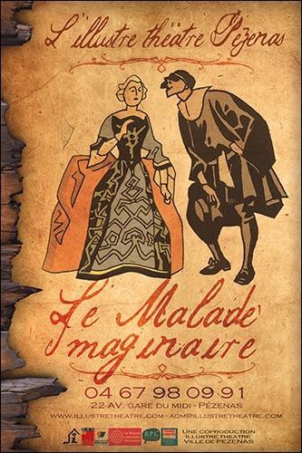 1er janvier 1644 : inauguration du premier théâtre de Molière. Avec la tribu Béjart, il fonde...