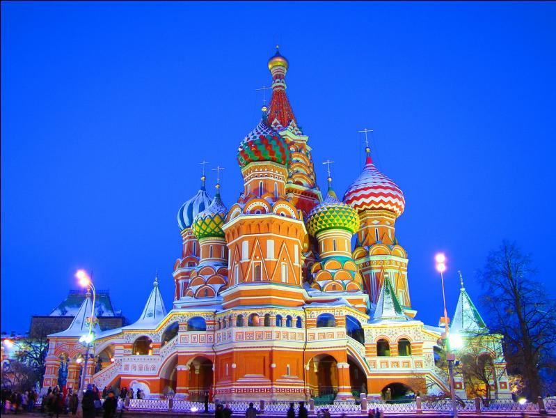 Quizz culture polyvalente n 27 quiz animaux plantes for Architecture russe