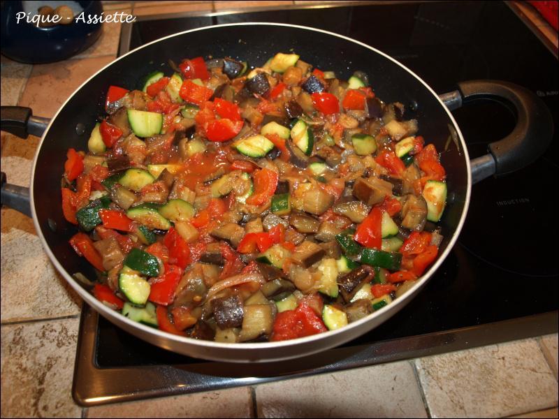 Quel est ce plat de légumes ?