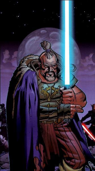 Comment fut tué le maître Jedi Hoth ?