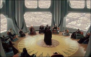 Quel Jedi a le visage balafré ?