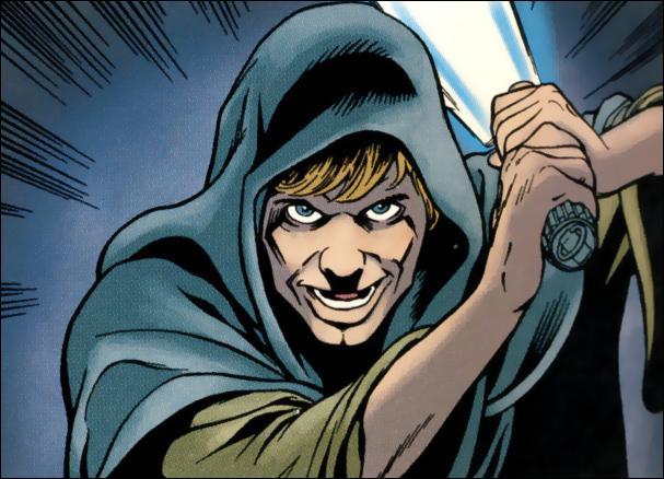 Quel nom a le clone de Luke Skywalker ?