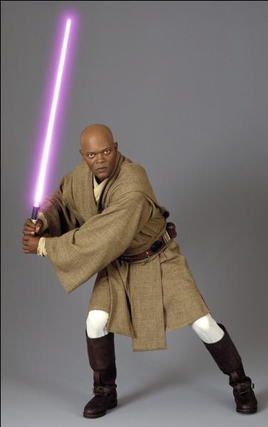 Quelle forme de combat au sabre-laser Mace Windu a-t-il créé ?