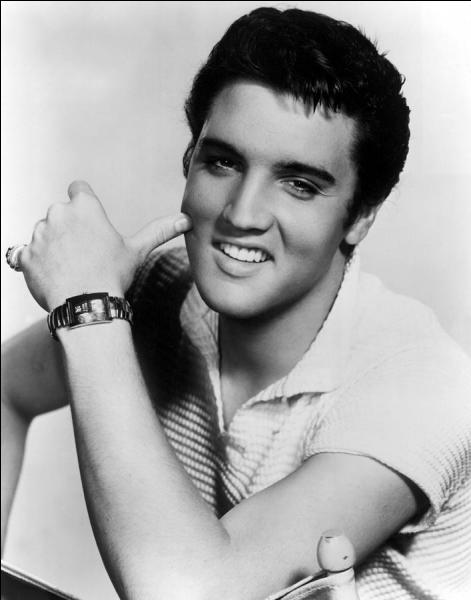 Laquelle de ces trois chansons d'Elvis est la plus récente ?