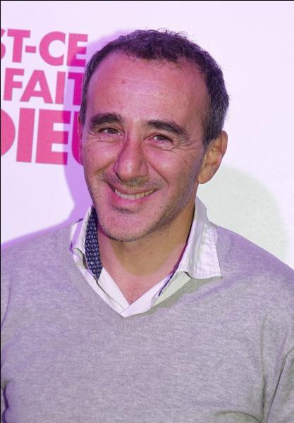 Qui est interprété par Elie Semoun ?
