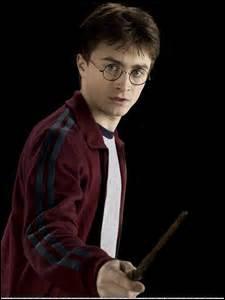 Qui Harry évite-t-il ?
