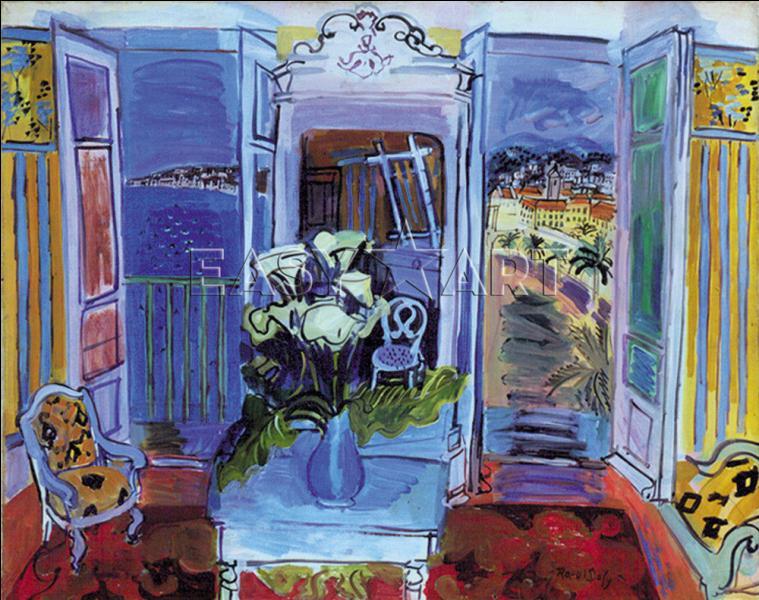 Quizz dufy ou matisse quiz peintres peintures matisse for Matisse fenetre ouverte