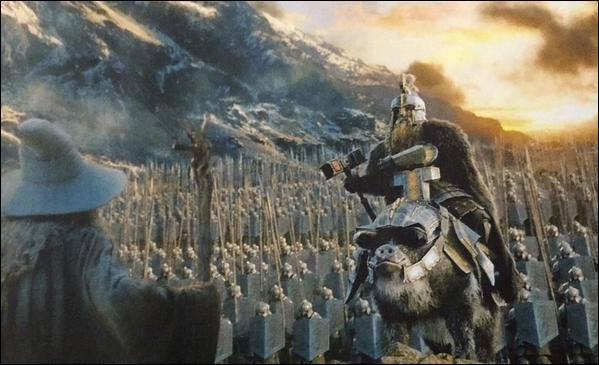 Qui est le souverain des nains qui va arriver après ?