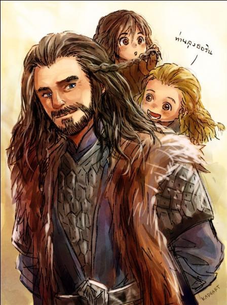 Qui sont les neveux de Thorin ?