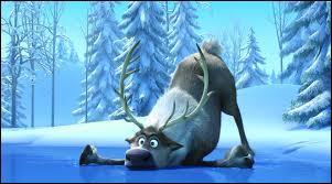 Comment s'appelle son renne ?