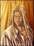 Quelle était l'intention d'Alban, l'un des frères du baron de Huet, après avoir acquis de la puissance des dieux ?