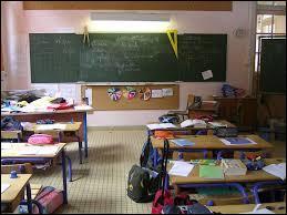 """A l'école, la classe de CP signifie """"classe primaire""""."""