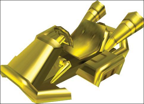 Comment débloque-t-on le kart en or ?