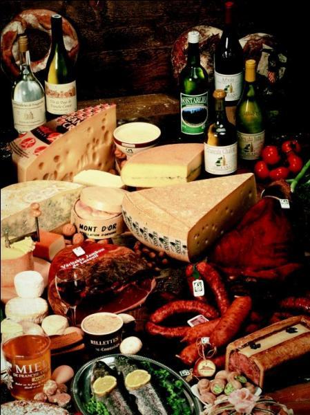 Nous sommes les spécialités de la région Franche-Comté. Que sommes-nous ?