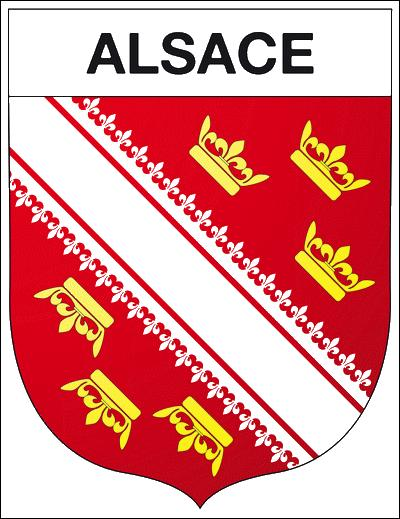 L'Alsace est réputée pour :