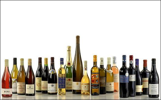 La région Rhône-Alpes est spécialisée en vins.