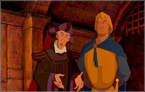 Est-ce que le juge Frollo te dit quelque chose, si oui, tu pourras cocher la bonne réponse !
