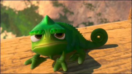Tout ce que je peux te dire sur ce caméléon, c'est qu'il s'appelle Pascal, et qu'il est l'ami de...