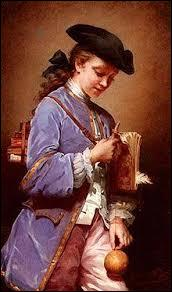Pendant qu'il se promenait avec ses « mignons », le roi de France Louis XIII jouait volontiers au bilboquet.