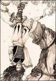 Mythologie nordique - Le flanc transpercé par une lance, j'obtins le pouvoir de la connaissance en restant pendu par le pied à l'Arbre du Monde. Qui suis-je ?