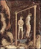 Mythologie biblique - Je suis le sauveur du « pendu-dépendu », homme qu'on pendit pour un crime qu'il n'avait pas commis. Qui suis-je ?