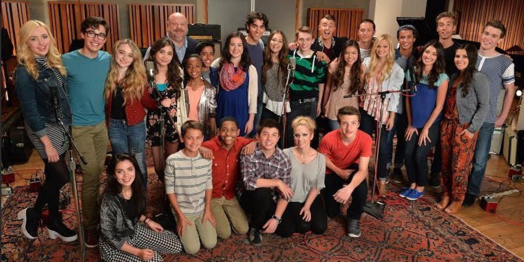 Disney Channel : une image, une série