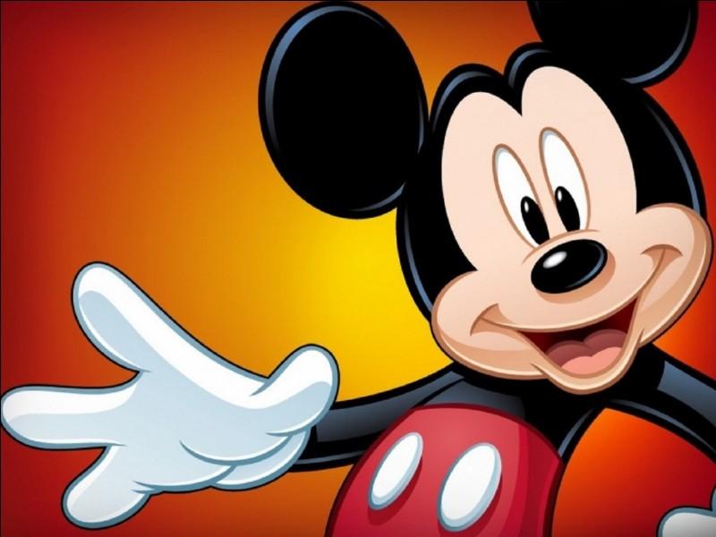 Qui est la compagne de Mickey Mouse ?