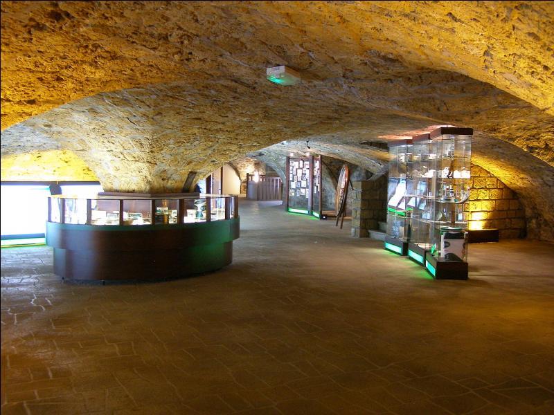 Cette commune de l'Aveyron, connue pour son fromage, fait partie de l'ancienne province du Rouergue.