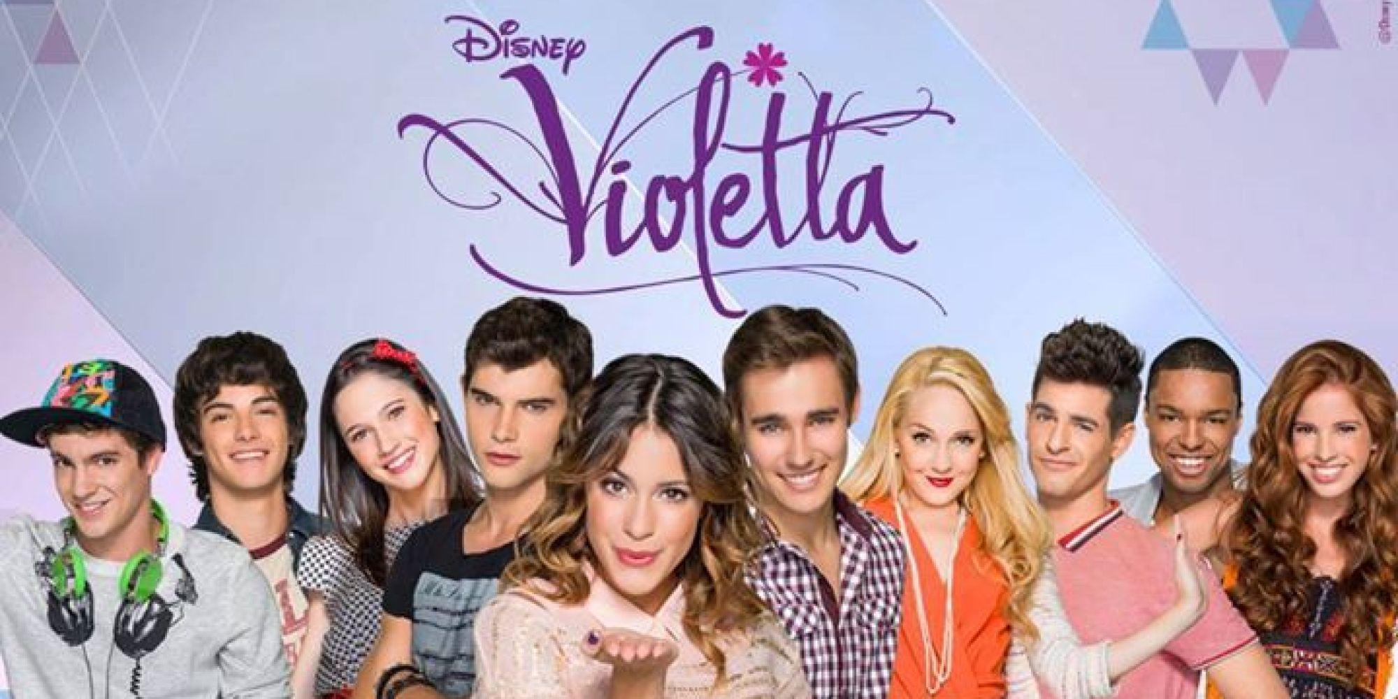 Violetta - Personnages