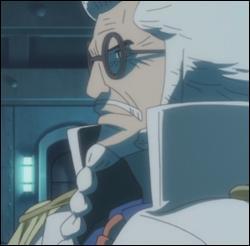 Quel est le grade de Sengoku ?