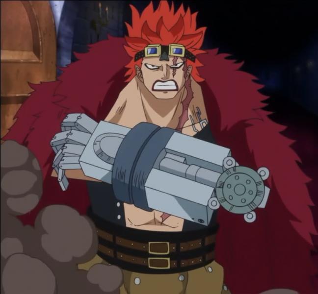 One Piece : régions des supernovae