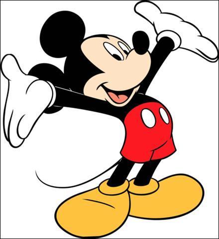 Quel est le nom de cette célèbre souris, emblème de Disney depuis près de cent ans ?