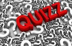 Culture générale : 'The big quiz' !