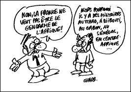 """Dans le """"Charlie Hebdo"""", quelle rubrique Charb tient-il initialement ?"""