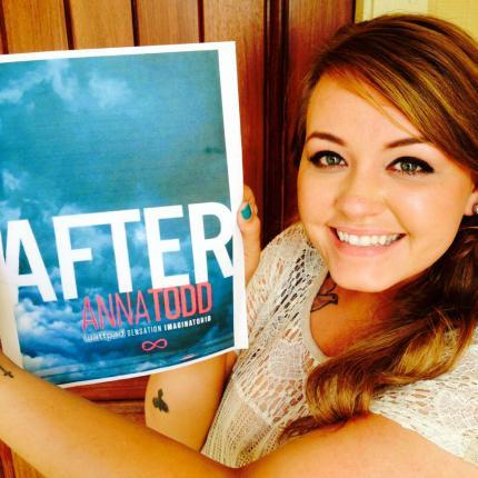 Le livre 'After' (saison 1)