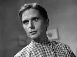 Cet acteur français est mort d'une tumeur au cerveau le 21 novembre 1963. Quel est son nom ?