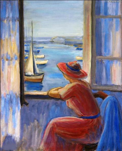 Quizz les peintres la fen tre 2 quiz peintres for Matisse fenetre ouverte
