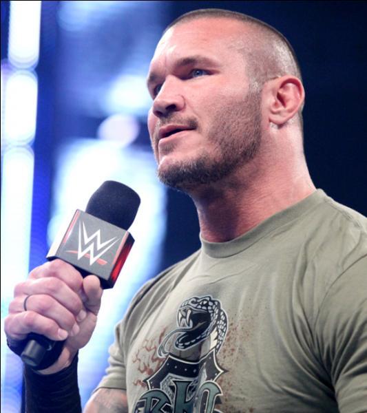 Quel est le surnom de Randy Orton ?