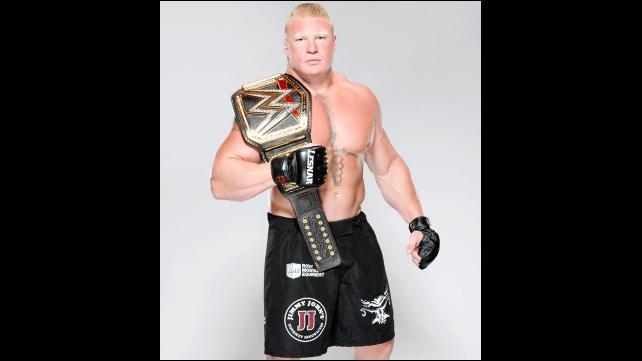 Quel est le surnom de Brock Lesnar ?