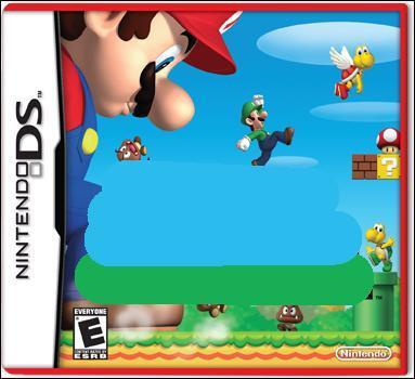 Les jeux de Nintendo DS